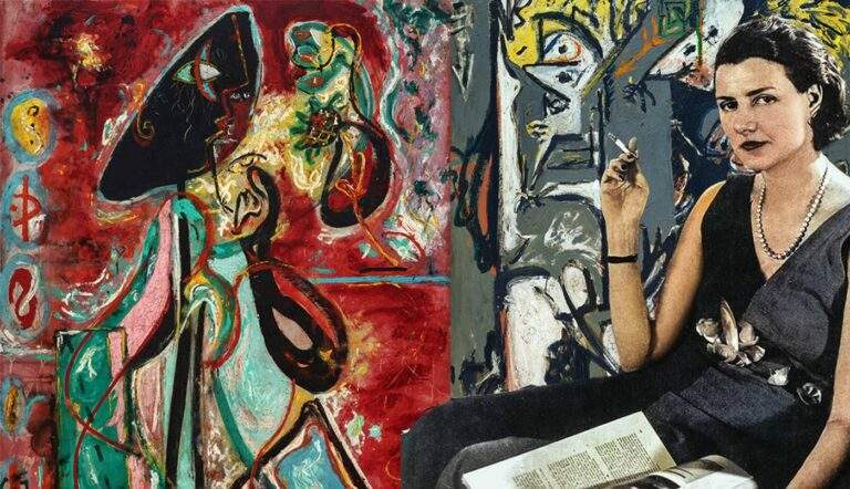 peggy guggenheim modern art paintings