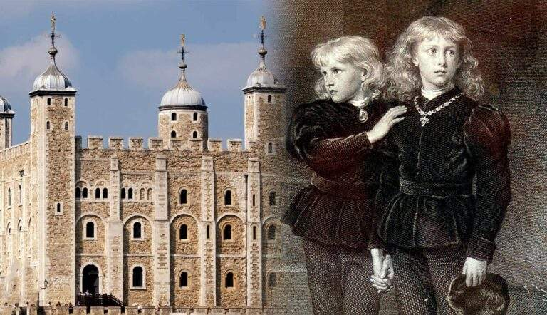 princes in the tower mysterious death boys