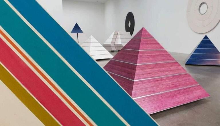 sam gilliam artworks color field painting