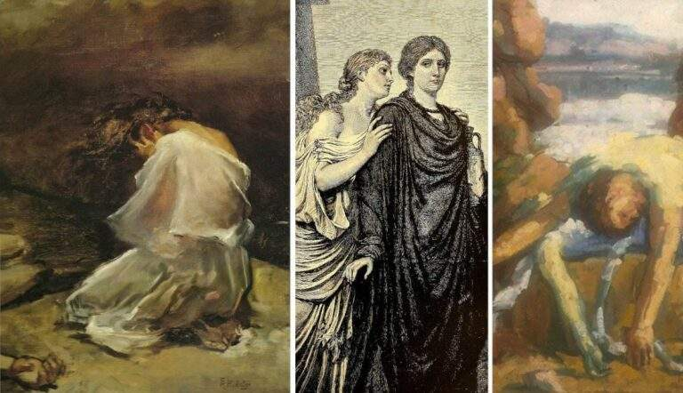 sophocles antigone story art