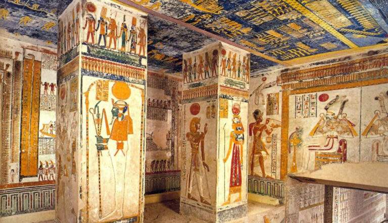 How Ancient Egyptians Lived and Worked in the Valley of Kings