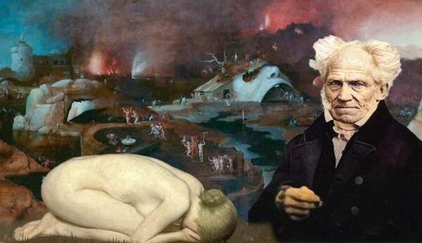 arthur schopenhauer philosophy art youth mourning