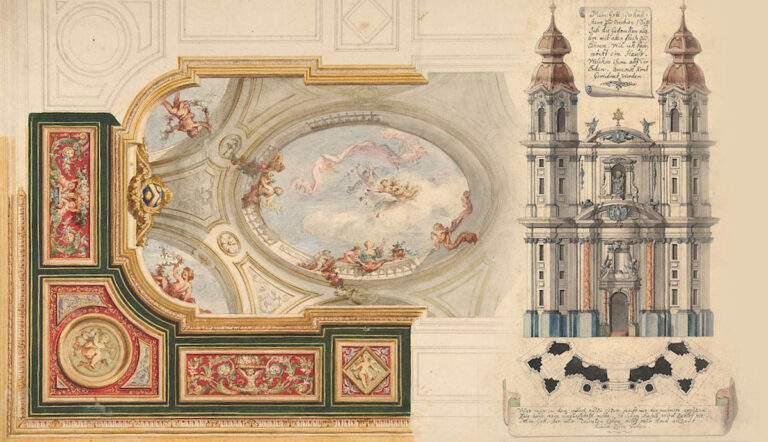 baroque architecture design characteristics