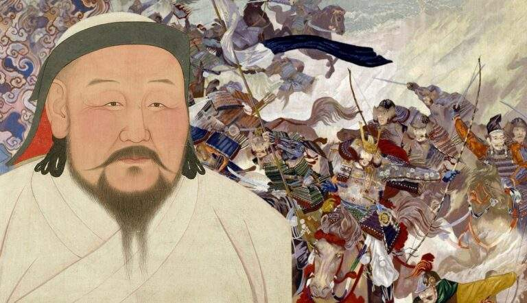 mongol invasion empire kublai kahn araniko