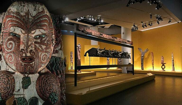 oceania exhibitions decolonization