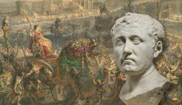 triumph of pompey the great