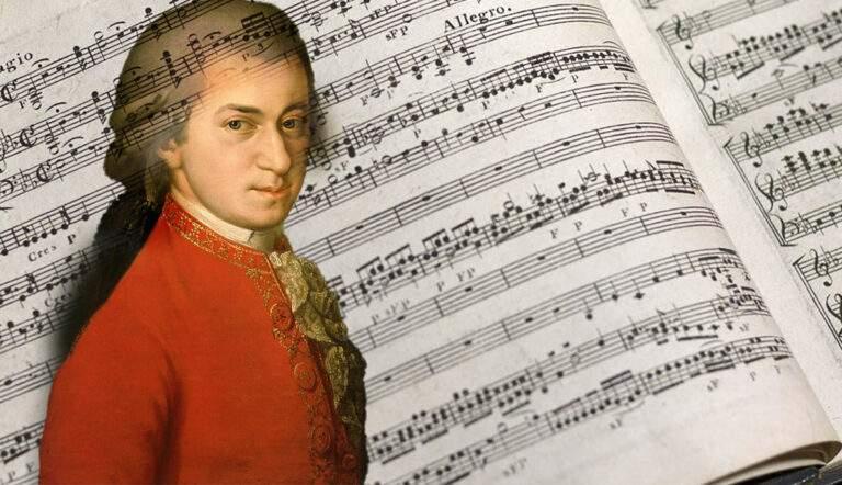 wolfgang amadeus mozart portrait overture famous composer