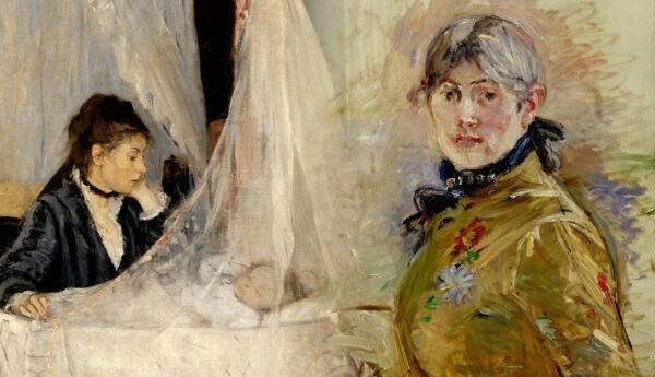 Berthe Morisot notable paintings