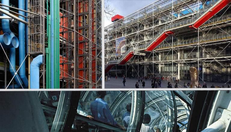 centre Pompidou photos