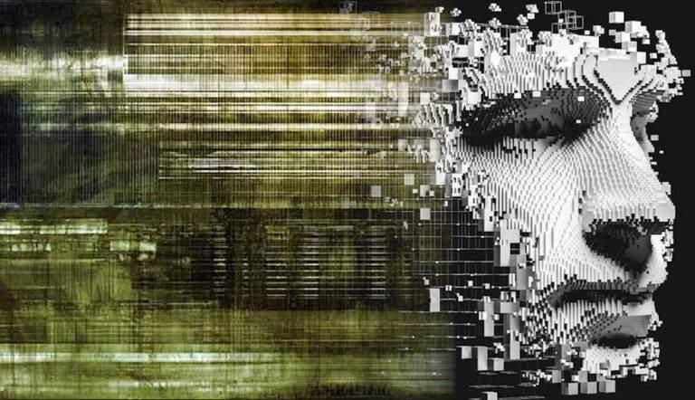 future of transhumanism philosophy futuristic face