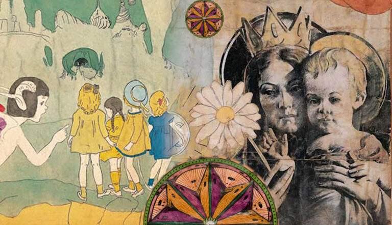 henry darger outsider artist artworks