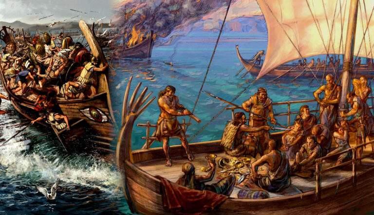 history of pirates ancient mediterranean