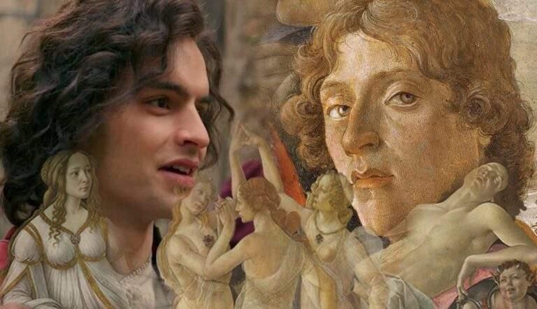 sebastian souza botticelli self portrait venus mars primavera.jpg