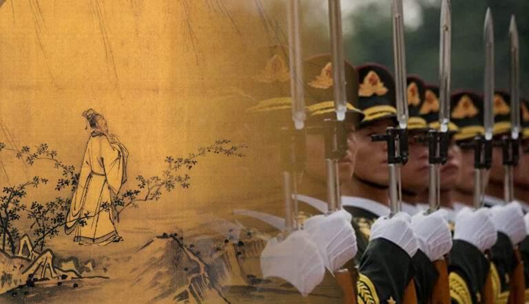 sun tzu art of war china soldiers
