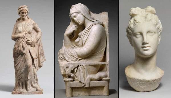top ancient greek women