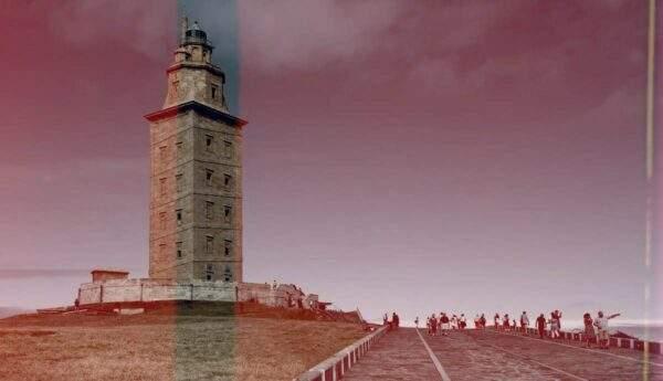 tower of hercules roman architecture