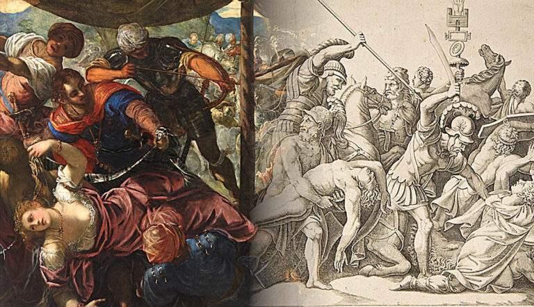 trojan war homer iliad
