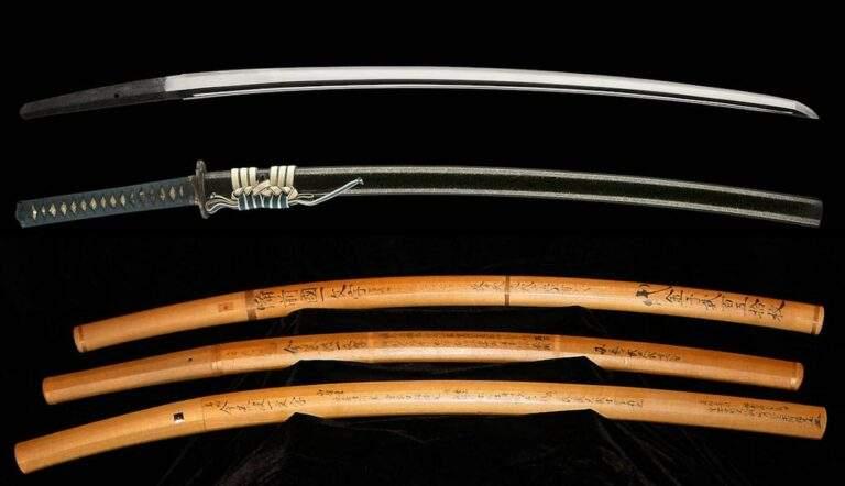 Samurai swords real katana tamahagane