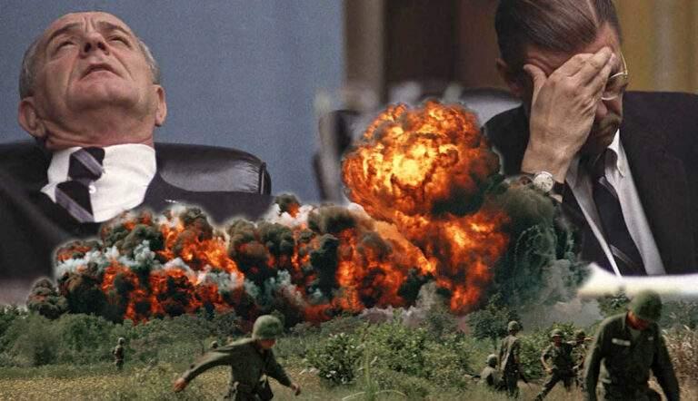 US bombing Vietnam war