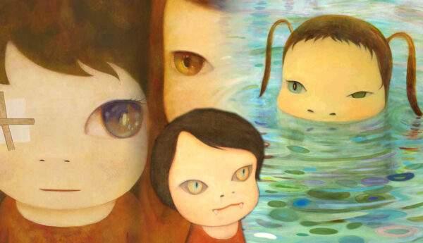 Yoshitomo Nara artworks