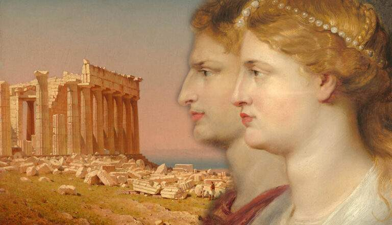 athenian women in athens ancient greece