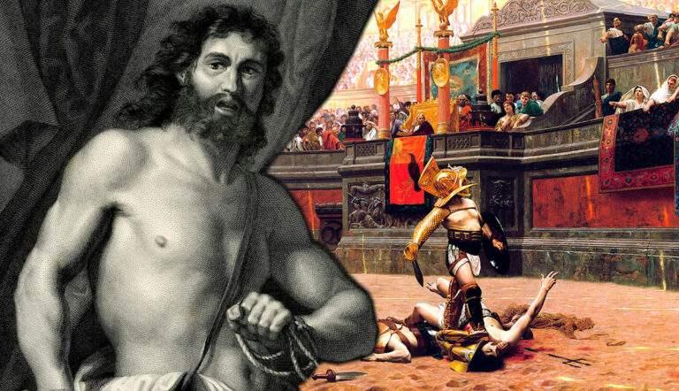 gladiators ancient rome