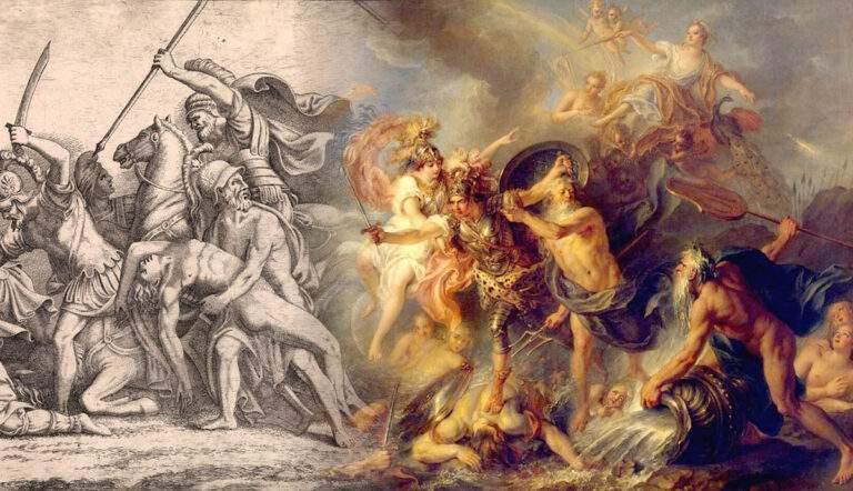 hubris of greek heroes