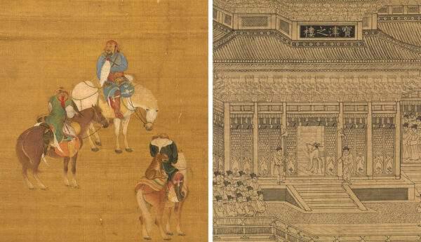 kublai khan dragot boat mongol empire china war