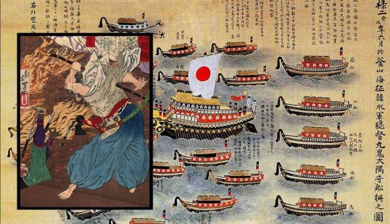 kuki yoshikata fleet oda nobunaga last stand