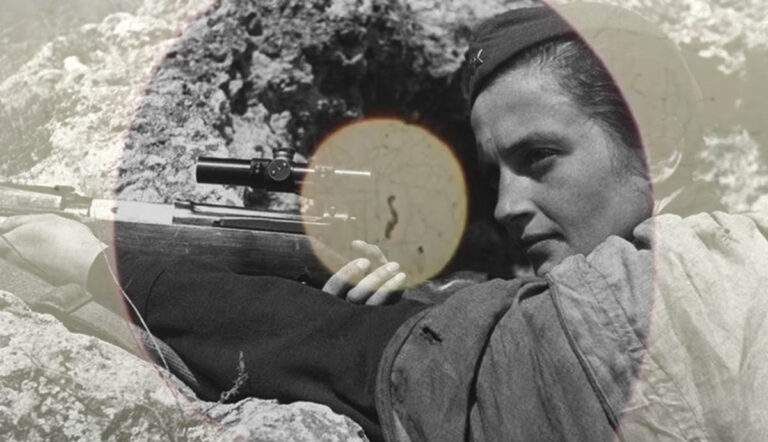 women in the red army ww2