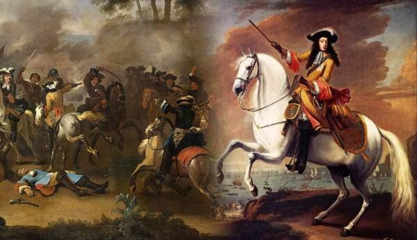 battle of the boyne william iii