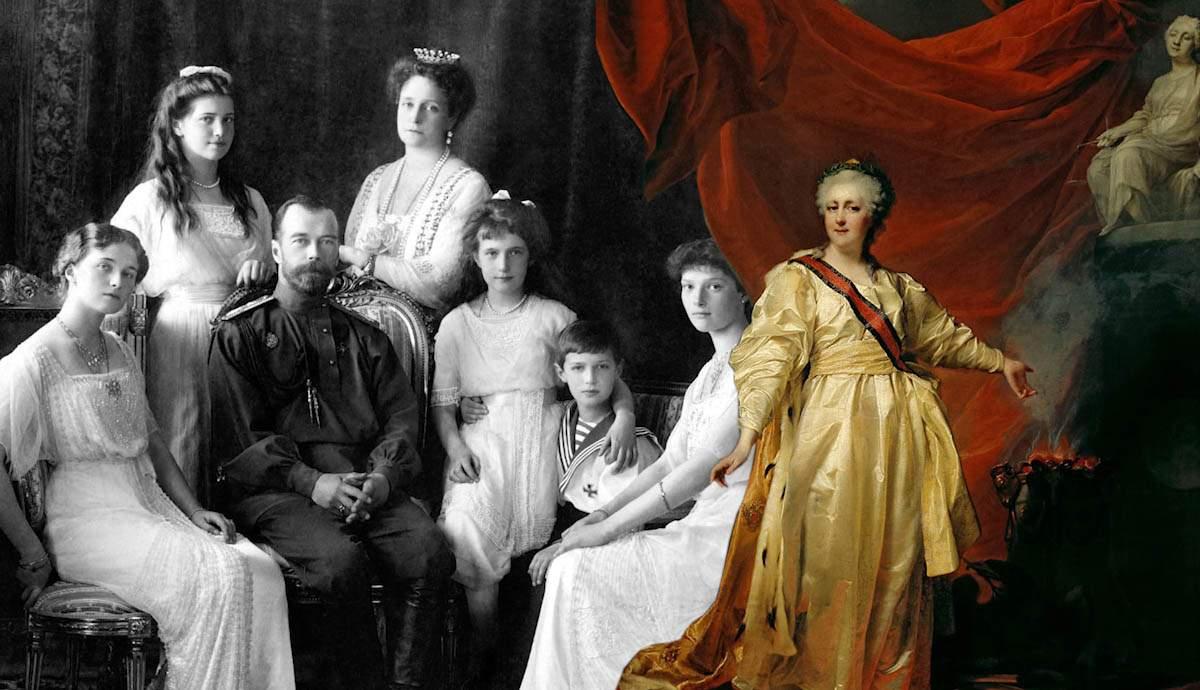 the romanovs russian empire rise and fall